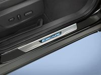 Ford Escape Door Sill Plates;Illuminated, Stainless Steel, 2-Piece Kit - DJ5Z-54132A08-B