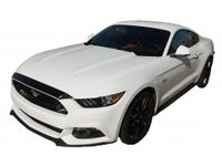 Ford Mustang Hood Protector by Lund;Aeroskin - VFR3Z-16C900-A