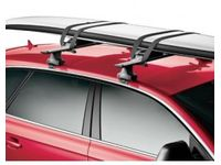 Ford VFT4Z-7855100-B Racks and Carriers by THULE;Paddleboard Carrier, Roof-Mounted