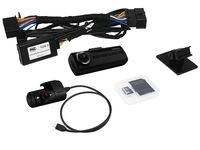 Ford VHL3Z-19G490-E Dashcam;Infrared Rear View Camera Bundle