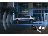Ford Vehicle Security - 7L3Z-19A361-AA