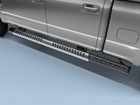 Ford F-550 Super Duty Step Bars