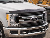 Ford F-550 Super Duty Deflectors
