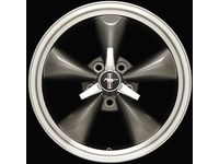 "Ford Mustang 17"" Painted Beige Aluminum Wheel - 5R3Z-1007-BA"