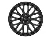 Ford Mustang Wheel - 19 X 9 Inch, Front, High Gloss, Black - FR3Z-1K007-A