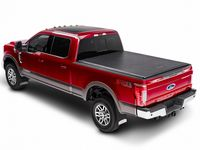 Ford VHC3Z-99501A42-D Tonneau/Bed Cover ,Premium Soft Roll-Up by Truxedo,Platinum,For 8.0 Bed