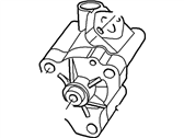 Ford Transit Connect Oil Pump - DS7Z-6600-B