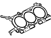 Lincoln MKZ Cylinder Head Gasket - AT4Z-6051-B