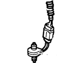 Ford Bronco Vehicle Speed Sensor - E2AZ-9E731-A