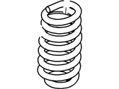 Ford Coil Springs - 5C3Z-5310-EA