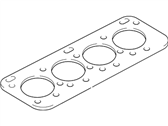 Ford Contour Cylinder Head Gasket - XS7Z-6051-CA