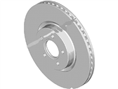 Ford Escape Brake Disc - CV6Z-1125-B