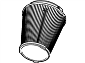 Ford Mustang Air Filter - AR3Z-9601-A