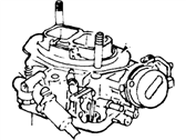Mercury Capri Carburetor - E43Z-9510-V