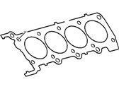 Mercury Grand Marquis Cylinder Head Gasket - XL3Z-6051-GA