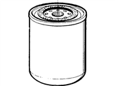 Ford E-350/E-350 Super Duty Fuel Filter - E6UZ-9155-A