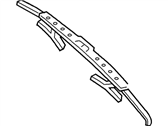 Ford Mustang Windshield Wiper - 2R3Z-17528-AA