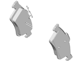 Ford Escape Brake Shoe - CV6Z-2200-A