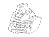 Ford Explorer Bellhousing - 1L2Z-6392-AA