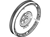 Ford Focus Flywheel - CP9Z-6477-B