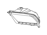 Ford Headlight - AR3Z-13008-D