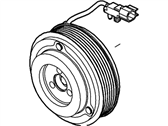 Ford A/C Idler Pulley - 9L8Z-19D784-A