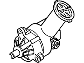 Ford Power Steering Pump - F58Z-3A674-ABRM
