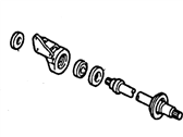 Ford Escort Axle Shaft - F1CZ-3A329-A