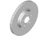 Ford Transit Connect Brake Disc - DV6Z-1125-C