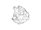 Ford Power Steering Pump - 7L3Z-3A674-BRM