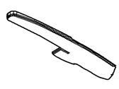 Genuine Ford 7L1Z-16E098-A Fender Apron Insulator