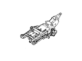 Lincoln MKS Steering Column - DA5Z-3C529-B