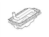Ford E-250 Transmission Pan - 3C3Z-7A194-AA