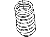 Ford Coil Springs - 3W7Z-5560-CA