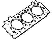 Ford Tempo Cylinder Head Gasket - E63Z-6051-B