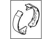 Ford E-150 Parking Brake Shoe - 8C2Z-2648-A