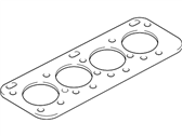 Ford Contour Cylinder Head Gasket - F8CZ-6051-AA