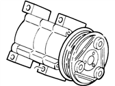 Ford A/C Compressor - F7DZ-19703-GB