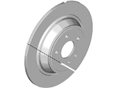 Ford Escape Brake Disc - DG9Z-2C026-B