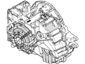Ford Flex Transmission Assembly - DA5Z-7000-M
