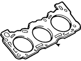 Lincoln Versailles Cylinder Head Gasket - F1ZZ-6051-A