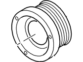 Ford A/C Idler Pulley - 5M6Z-19D784-BA