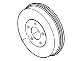 Ford Brake Drum - 8L8Z-1126-BD