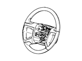 Ford Steering Wheel - 9L8Z-3600-JA