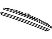 Ford Crown Victoria Wiper Blade - 2U2Z-17528-EA