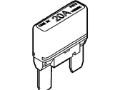 Mercury Mountaineer Fuse - F6HZ-14526-L