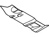 Genuine Ford 9E5Z-16E132-A Fender Apron Insulator