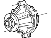 Ford Water Pump - 3L3Z-8501-CA