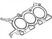 Mercury Sable Cylinder Head Gasket - 7T4Z-6051-D