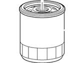 Ford Ranger Oil Filter - 1S7Z-6731-DA